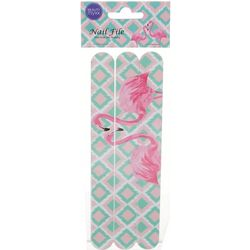 Accessory Myxx Pink Flamingo 3-pk. Nail File Set