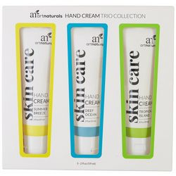 Art Naturals Hand Cream Trio Collection