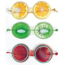 Spa Therapy Fruity 3-pc. Cooling Eye Masks