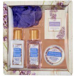 Pure Spa 5-pc. Fresh Lavender Scented Bath & Body Set