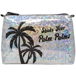 Stella & Max Shake Your Palm Palms Cosmetic Bag
