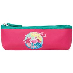 Stella & Max Flamingo Island Pencil Case