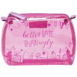Stella & Max Better Late Micro Cosmetic Bag