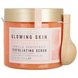 We Live Like This Glowing Skin Grapefruit Exfoliating Scrub