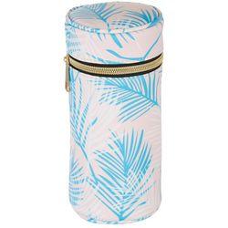 Under 1 Sky Palm Frond Pencil Case Makeup Bag