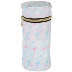 Under 1 Sky Fabulous Flamingo Pencil Case Makeup Bag