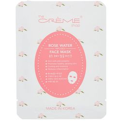 Creme Shop Rose Water Infused Facial Mask