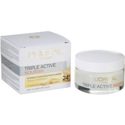 L'Oreal Triple Active Nourish Intense Hydrating Moisturizer