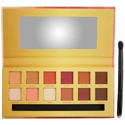 W7 Cosmetics Life's A Peach Eyeshadow Palette