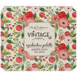 Vintage Floral Eyeshadow Palette
