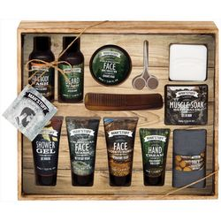Man Stuff Mega Man Drawer 12-pc. Body Care Set