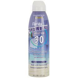 Florida Salt Scrubs Florida Snowbird SPF 30 Sunscreen Spray
