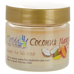 Florida Salt Scrubs 2.9 fl. oz. Coconut Mango Sea Salt Scrub
