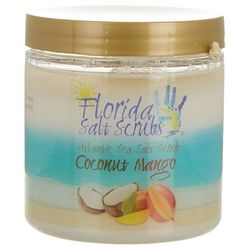 Florida Salt Scrubs 12.1 oz. Coconut Mango Sea Salt Scrub