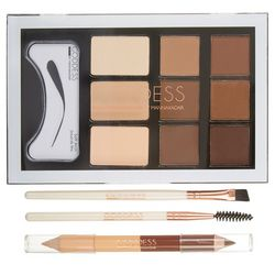 Manna Kadar Cosmetics Goddess Brow Defining Kit