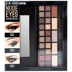 L.A. Colors Cosmetics Nude Eyes 25 Color Eyeshadow Palette