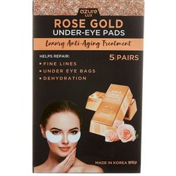Azure Kosmetics Rose Gold Under-Eye Pads
