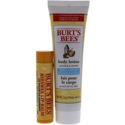 Burts Bees 2-pc. Lip Balm & Body Lotion Set