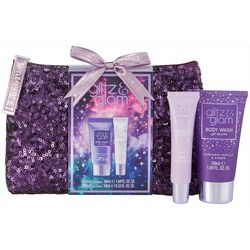 Style & Grace Glitz & Glam 3-pc. Cosmetic
