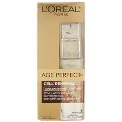 L'Oreal Womens Age Perfect Cell Renewal Serum Treatment