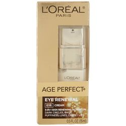 L'Oreal Womens Age Perfect Eye Renewal Cream