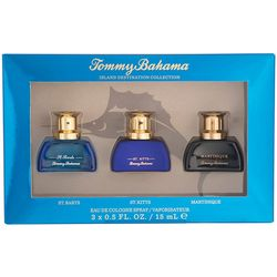 Tommy Bahama Island Destination Mens 3-pc. EDC Collection
