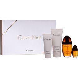 Calvin Klein Womens 4-pc. Obsession EDP Gift Set