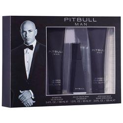 Pitbull Man Mens 3-pc. EDT Set