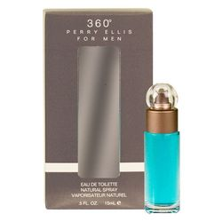 Perry Ellis 360° Mens 0.5 fl. oz. EDT Spray