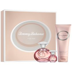 Tommy Bahama Womens 3-pc. Gift Set