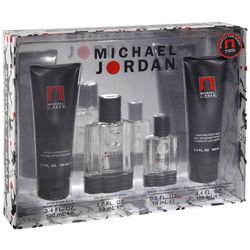 Michael Jordan Mens 4-pc. Michael Jordan Gift Set