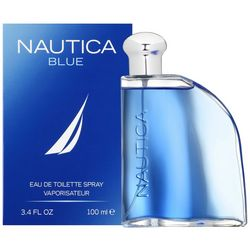 Nautica Blue Mens 3.4 fl. oz. Eau De Toilette Spray