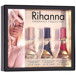 Rihanna Womens 3-pc. EDP Spray Collection