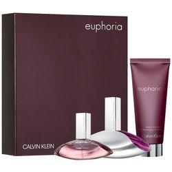 Calvin Klein Euphoria Womens 3-pc. Gift Set
