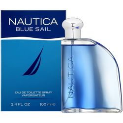 Nautica Blue Sail Mens 3.4 fl. oz. EDT Spray