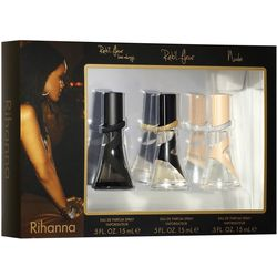 Rihanna Womens 3-pc. EDP Fragrance Collection