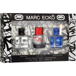 Marc Ecko Mens 3-pc. Fragrance Set