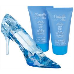 Disney Cinderella Blue Womens Fragrance Gift Set