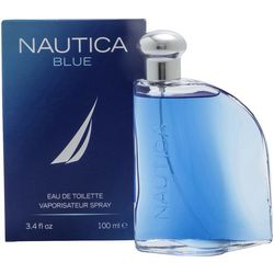Nautica Blue Mens 3.4 fl. oz. EDT Spray