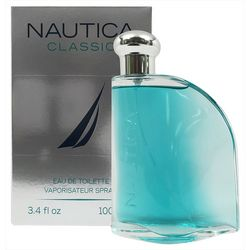 Nautica Classic Mens 3.4 fl. oz. EDT Spray