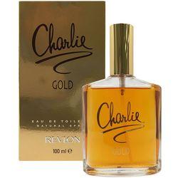 Revlon Charlie Gold Womens 3.4 fl. oz. EDT Spray