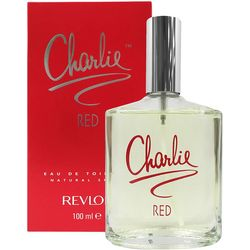 Revlon Charlie Red Womens 3.4 fl. oz. EDT Spray