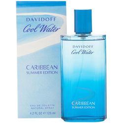 Cool Water Caribbean Summer Edition Mens 4.2 fl. oz.