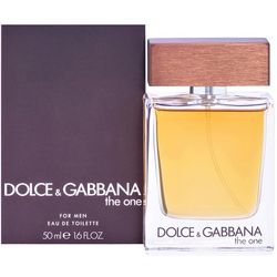 Dolce & Gabbana The One Mens 1.6 fl. oz. EDT Spray