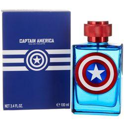 Marvel Captain America Mens 3.4 fl. oz. EDT Spray