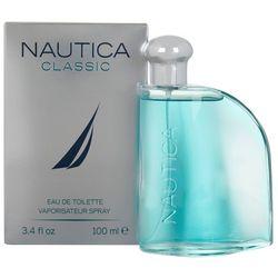 Nautica Classic Mens 3.4 fl. oz. Eau De Toilette Spray