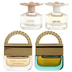 Marc Jacobs Womens 4-pk. Daisy & Decadence EDP Spray Set