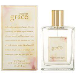Philosophy Summer Grace Womens 4 fl. oz. EDT Spray