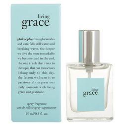 Philosophy Living Grace Womens 0.5 fl. oz. EDT Spray