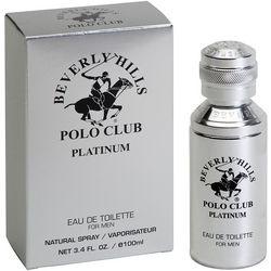 Beverly Hills Polo Club Platinum Mens 3.4 fl. oz. EDT Spray